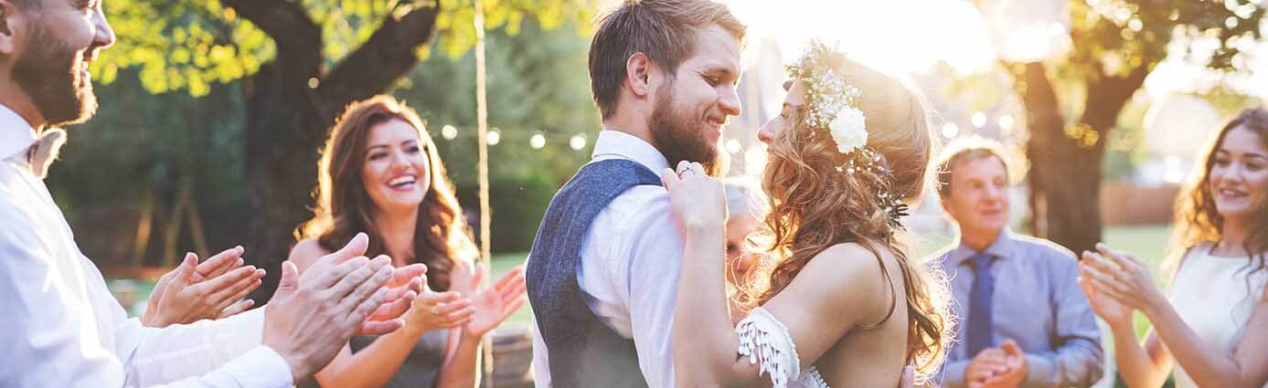 Keep Bugs Away from Your Outdoor Wedding Image