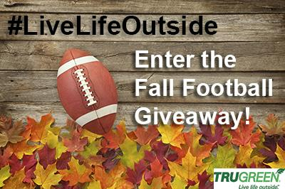 <p>Fall Football Giveaway</p>
