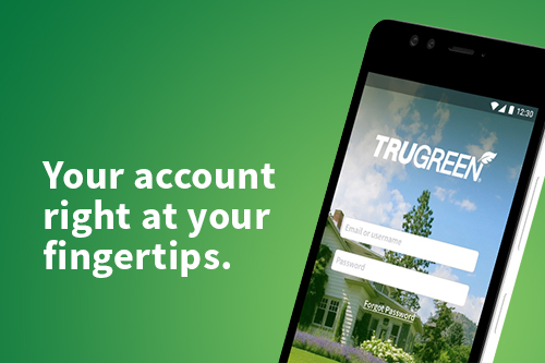 TruGreen mobile app