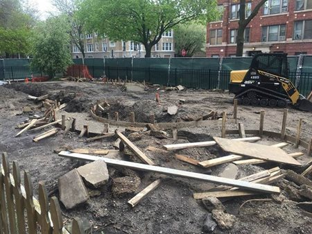 TruGreen Builds Learning Garden in Chicago